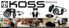 KOSS Porta Pro Banner