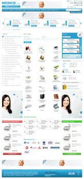 Интернет магазин Medco.ru