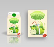 Упаковка сока JUICE