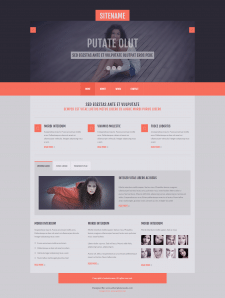 Rs HTML Template