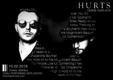 Hurts концерт в Стамбуле