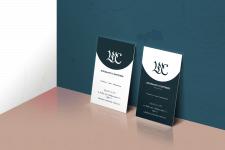 Визитки для адвокатство агентства