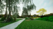 3D моделирование и визуализация ландшафтов