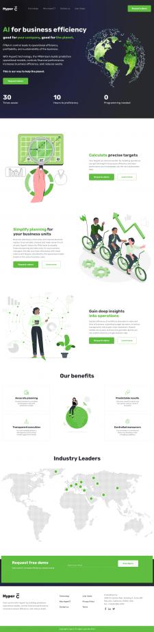 Разработка сайта с нуля по макетам на WordPress