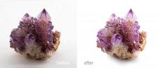 Обработка фото натурального камня