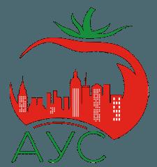 Логотип Ассоциации Урбанистического Садоводства