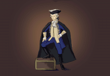 Персонаж для компьютерной игры