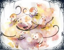 Коралина- Мышь