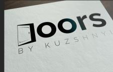 Логотип для виробника дерев'яних дверей