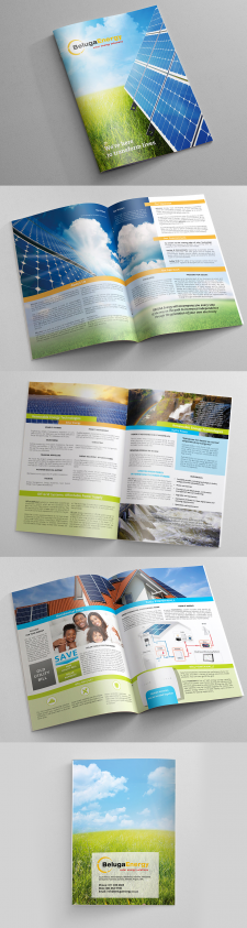 Брошюра А4 16 страниц