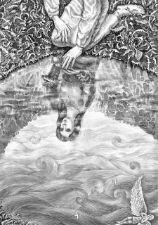 """Сборник стихов """"Чекання вишневого Бога"""""""