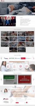 Fin-success- многостраничный сайт по кредитам