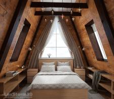 Спальня 2 эт
