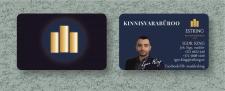 вариант визитки