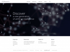 XOresearch site design