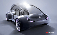 Rumored Apple electricCar