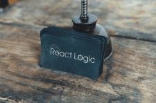 Лого для React Logic