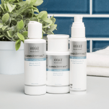 Acne Therapeutic System: Oily