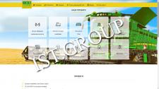 Сайт для агрофирмы ias-group