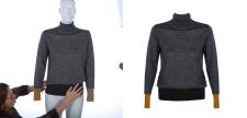ретушь одежды для интернет магазина