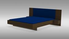 """Кровать типа """"MAT"""""""