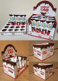 Упаковка для ТМ ChocoCao