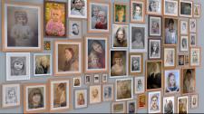 Мои портреты в 3Д
