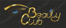 Логотип для салона красоты . Услуга микроблейдинг.