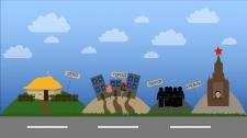 Персонажи и иллюстрации для видео