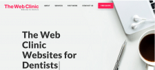 "Создание сайта для компании ""The Web Clinic"""