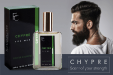 Вариант баннера мужского парфюма (для сайта)