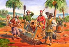 Османская осадная артиллерия XVII в.