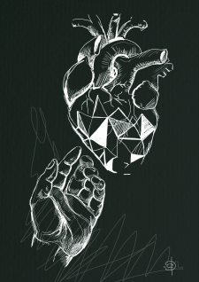 Иллюстрация в Adobe Photoshop