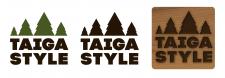 Логотип мебельной фирмы TAIGA STYLE