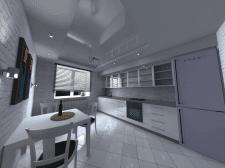 Квартира -Кухня