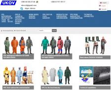 Доработка сайта Ukov.com.ua
