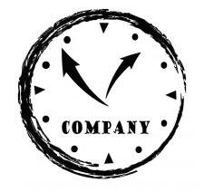 Лого для магазину годинників