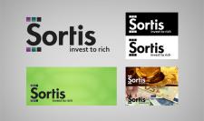 Фирменный стиль для компании Sortis