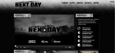 Элементы для сайта игры Next Day