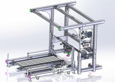 Разработка пневмосистемы автоматической упаковочно