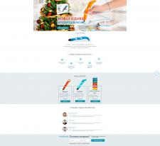 Landing Page по продаже 3D ручек