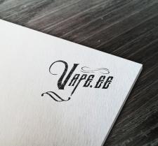 Дизайн логотипа электронных сигарет