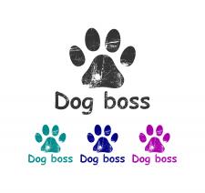 Логотип у вигляді собачого відбитку