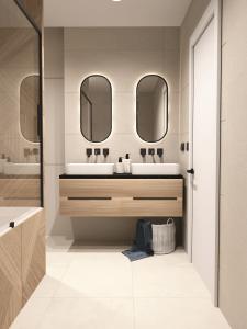 Дизайн-проект Казань 2021 ванная комната