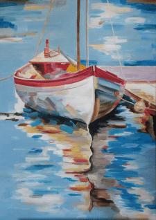 """Картина """"Лодка"""" (копия)"""