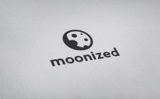 Логотип для бренда Moonized