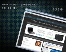 Разработка концепт-дизайна для сайта. Редизайн 1