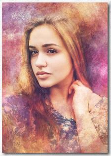 цифровой портрет дрим арт