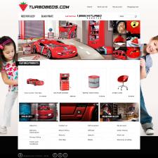 Интернет-магазин детской мебели (США) TurboBeds
