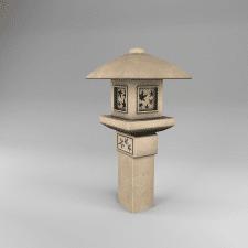 Lantern Ikekomi gata